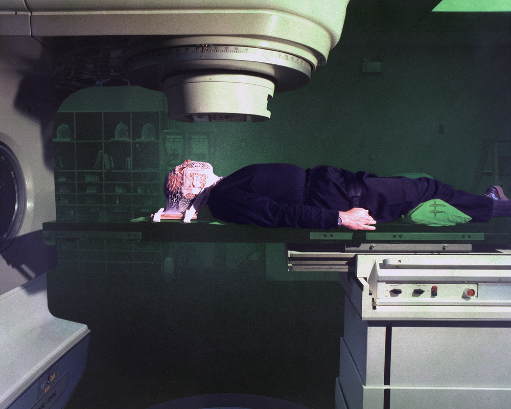 Radiation Therapy Room, Albuquerque, New Mexico, 1989, Chromogenic print (Ilfocolor Deluxe), 17 X 22