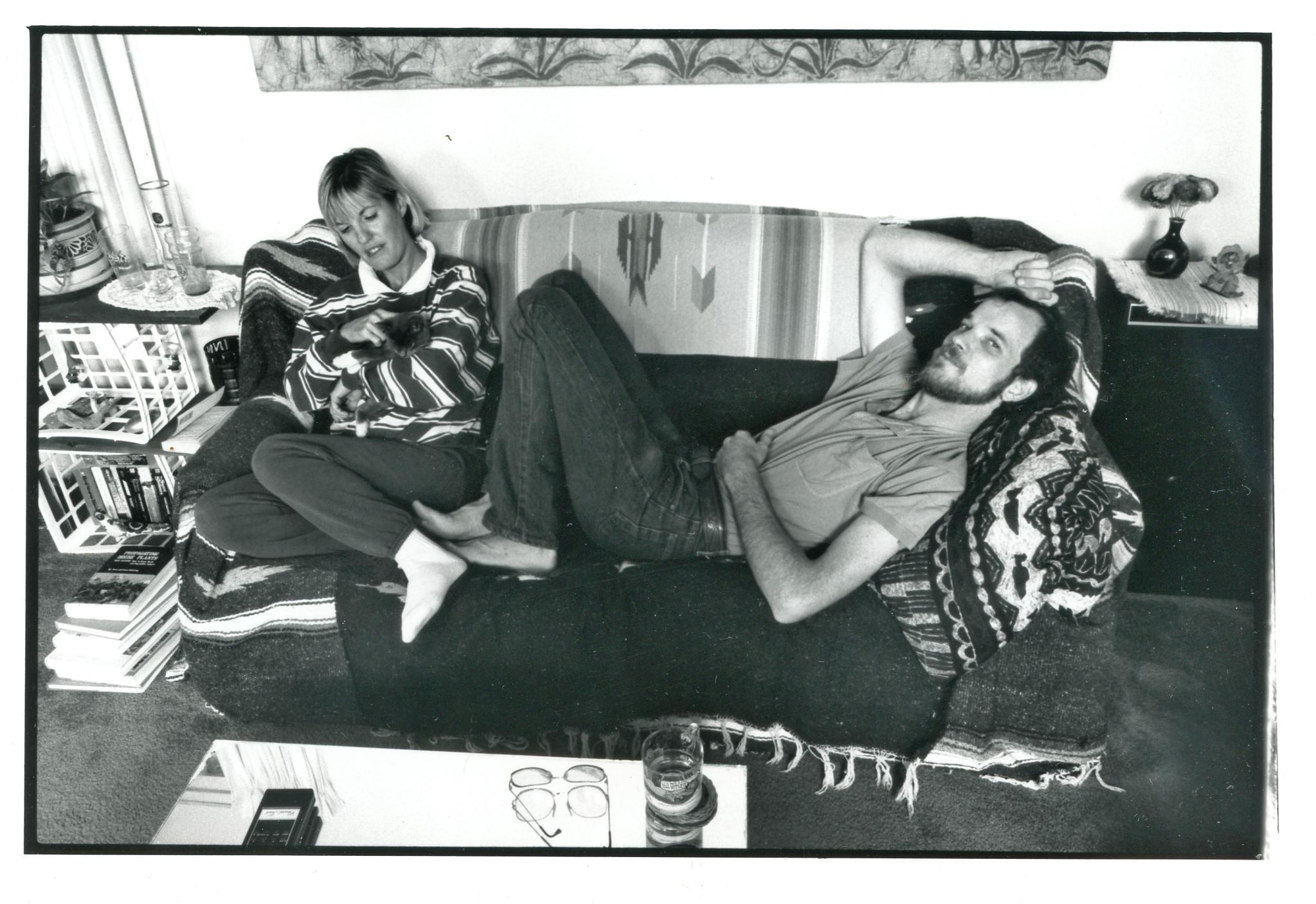 Ed and Judy O'Meara