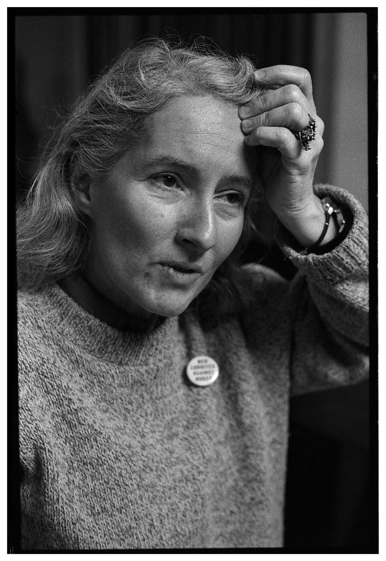 Judith Johnsrud, TMI-activist