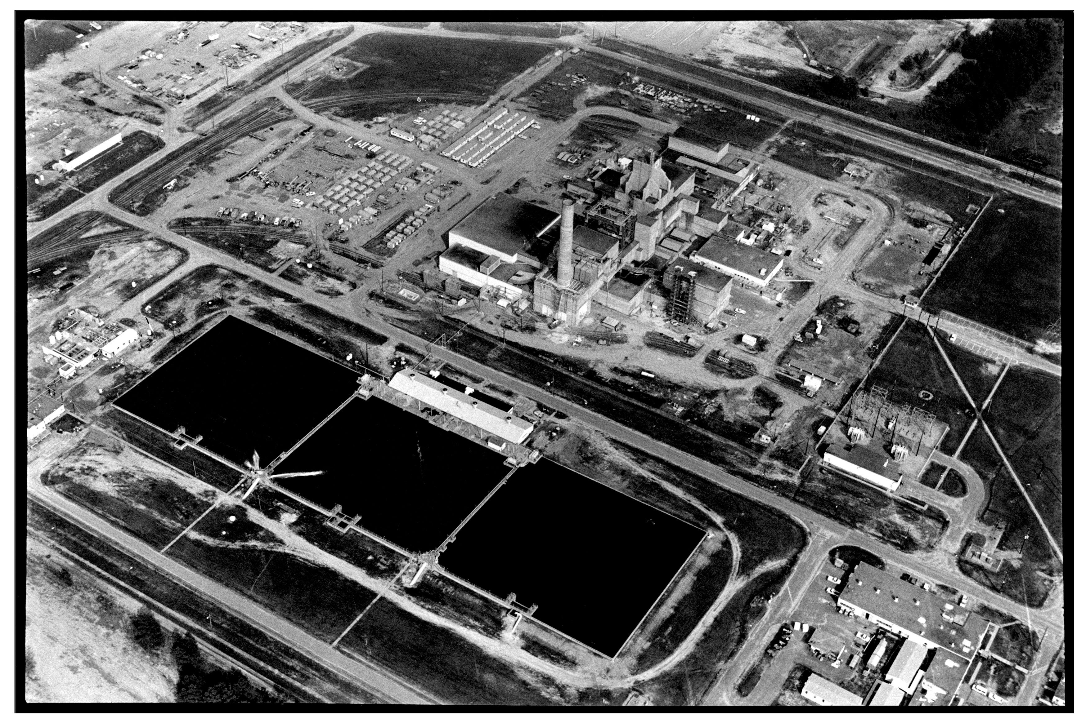 L Plutonium Production Reactor, Savannah River Site