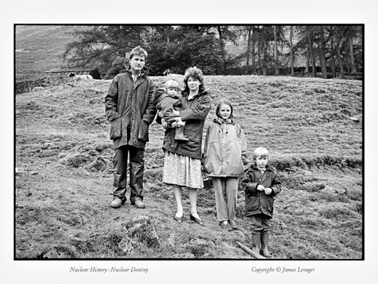 "Tony and Diana Halliday live with their children on a small farm in the Lake Country of England, directly east of Britain's Sellafield nuclear complex, where reactors create plutonium for nuclear weapons, and electricity for civilian power. The prevailing coastal winds blow over the nuclear facility toward their farm. Although British Nuclear Fuels claims that emissions from the complex are ""below regulatory concern,"" the Hallidays are aware of excess childhood leukemia rates in their region. They do not trust they would be warned in the event of a major nuclear accident. In the nearby valley where Diana grew up, three farmers from her father's generation died from brain tumors, while still in their fifties."
