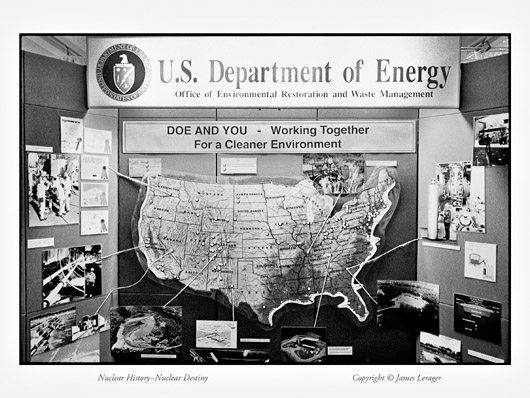 The United States Department of Energy has actively supported development and export of American nuclear technology, and has heavily subsidized the development of commercial reactors. The three Fukushima reactors that melted down in 2011 were designed by General Electric—GE and Westinghouse have been two of the major players in the global reactor design sweepstakes. With each new nuclear power plant costing billions of dollars, the stakes are high for the winners and losers. General Electric, Westinghouse, Rockwell International, Dupont, and other major corporations have likewise designed, constructed, and, under contract, provided management services to the DoE's nuclear-weapons production complex.