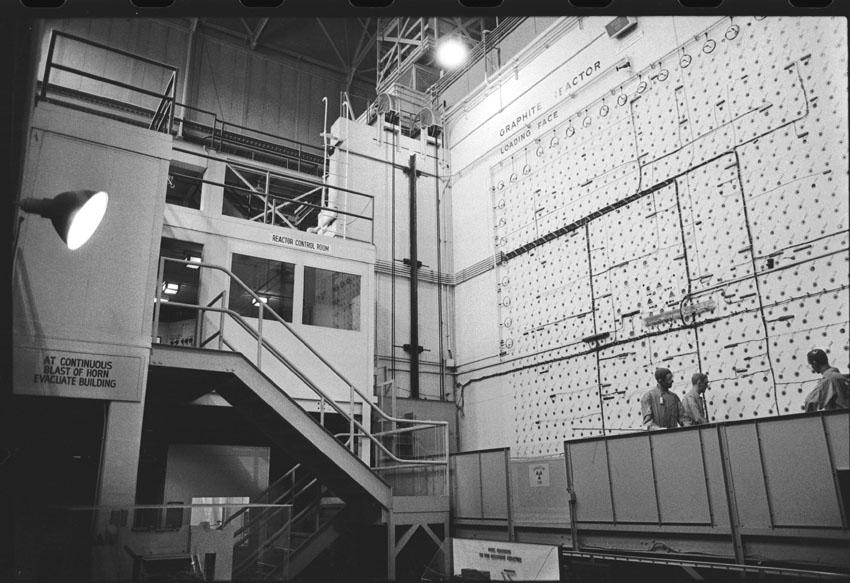 Image result for ornl graphite reactor