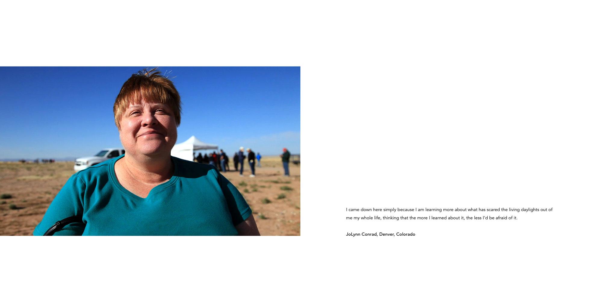 Atomic Tourist: Jolynn Conrad