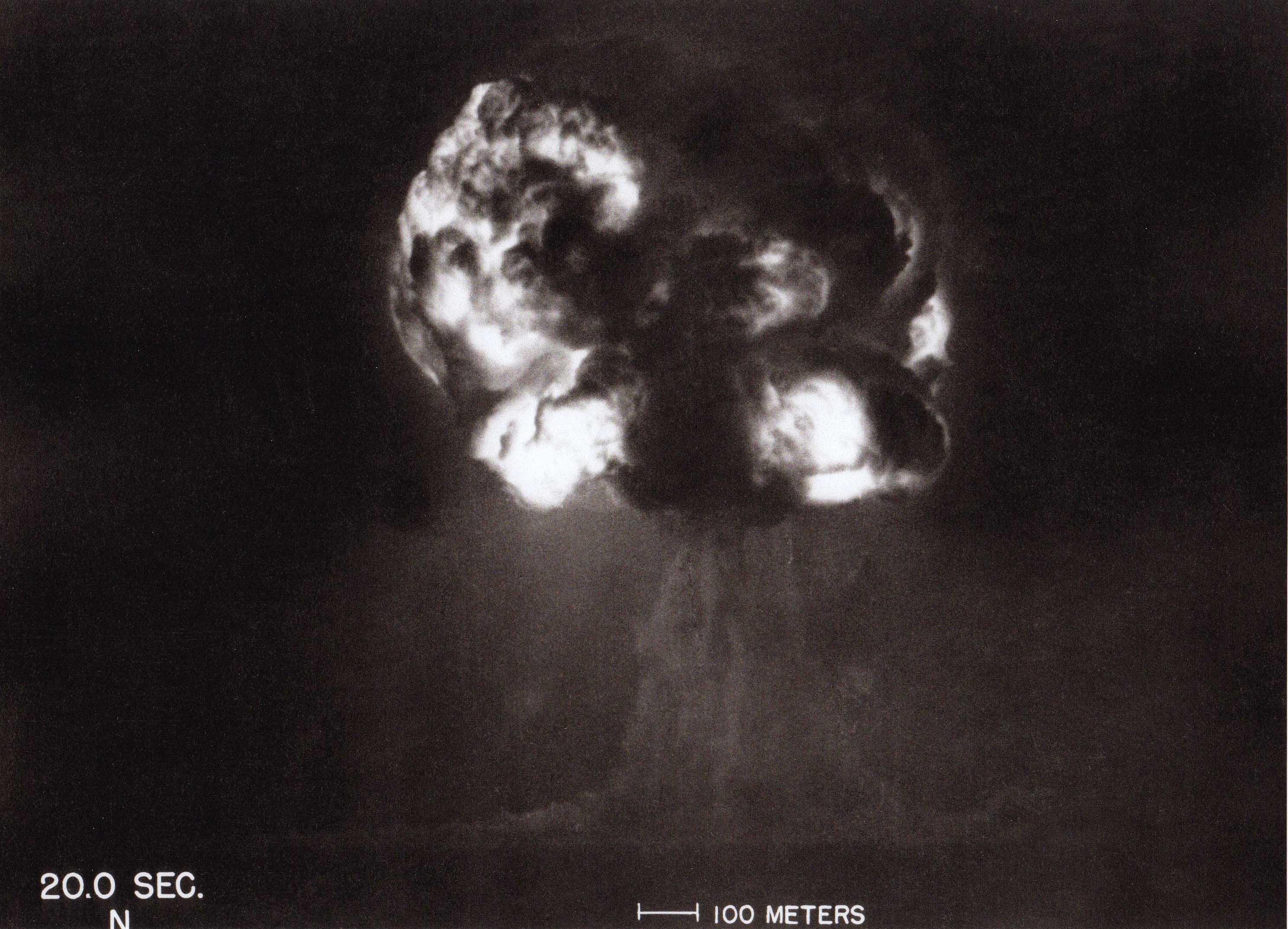 Trinity Detonation 20.0 seconds