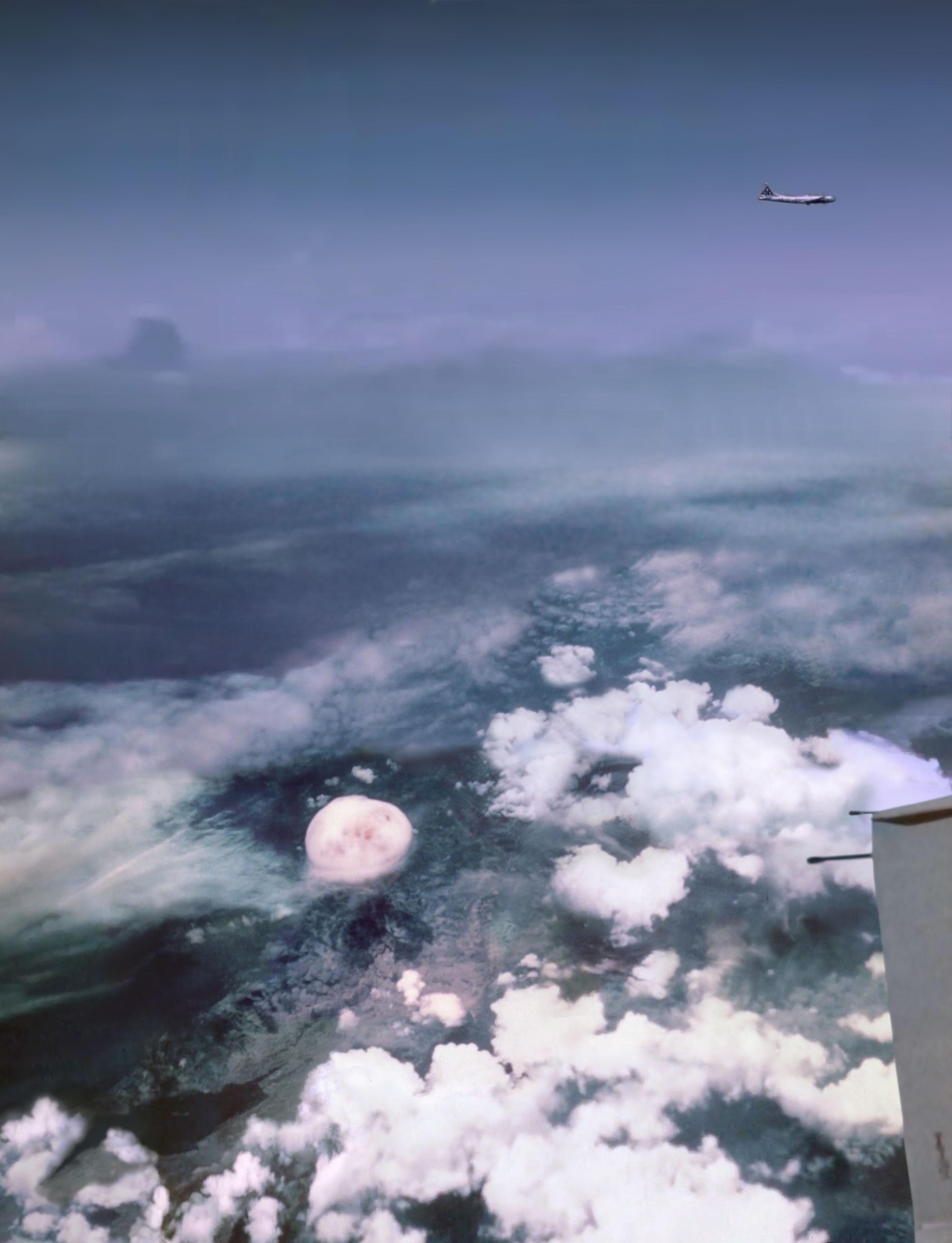 The Atomic Bombing of Nagaski