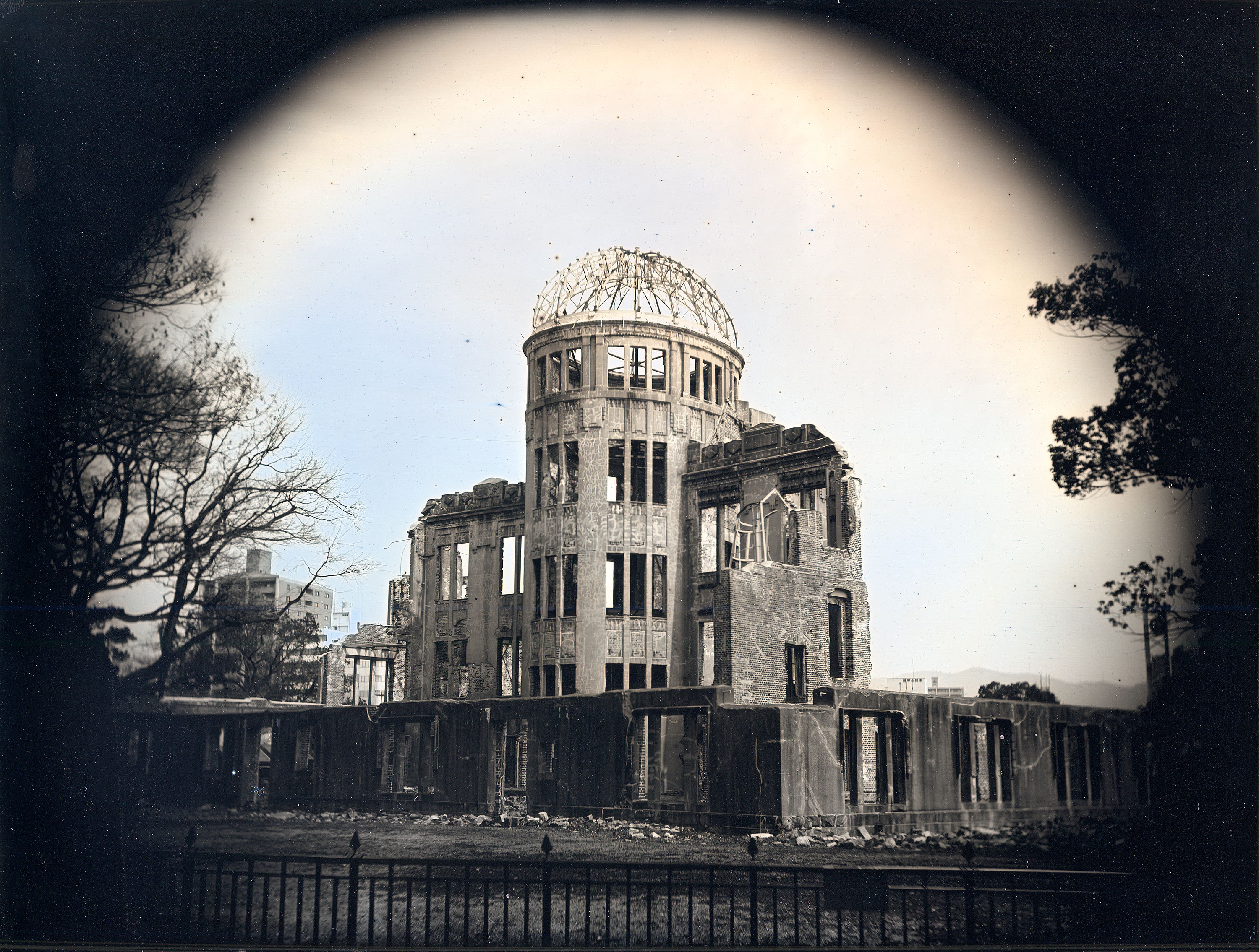 The Atomic Bomb Dome No.1, Hiroshima